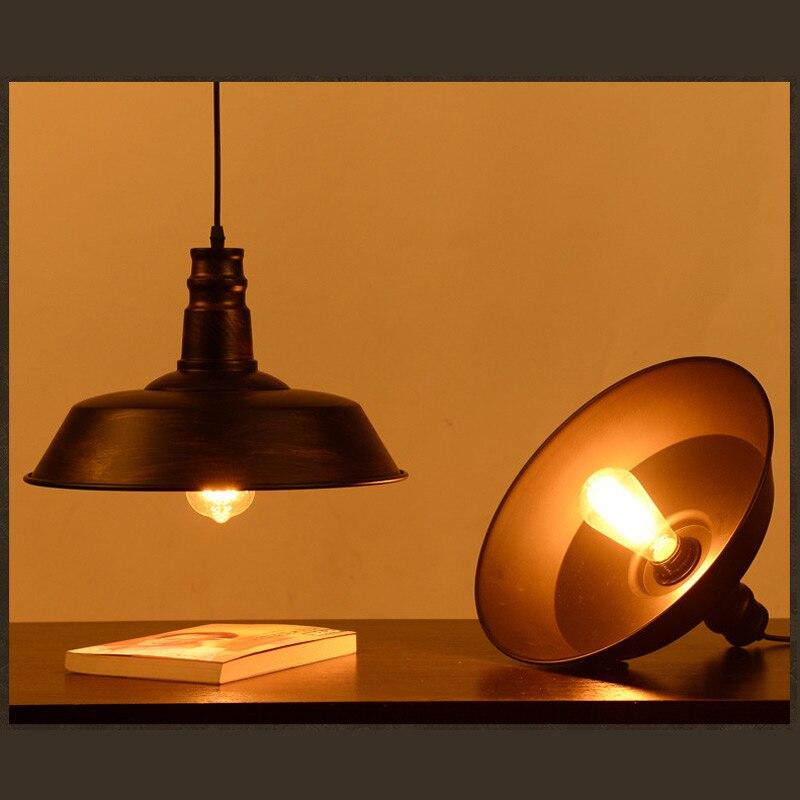 Vintage ուսումնասիրություն բար - Ներքին լուսավորություն - Լուսանկար 5