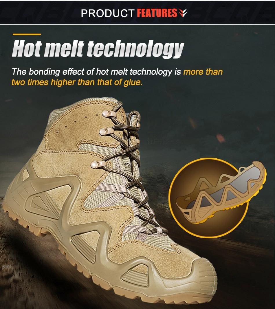 Men Week's Shoes C.Q.B 7