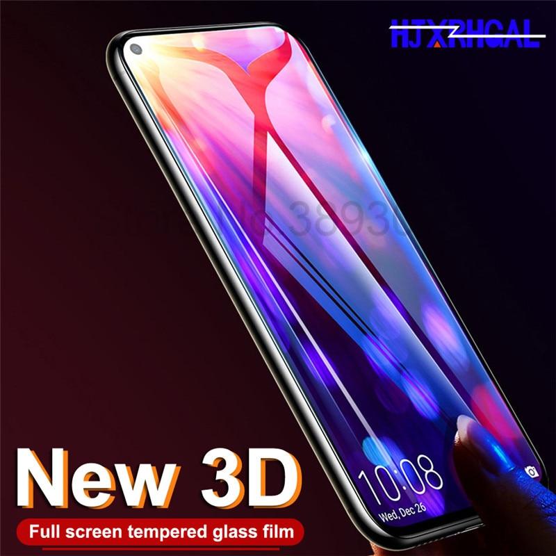 9 H Gehärtetem Glas Für Huawei Nova 4 Nova4 Volle Abdeckung Screen Protector Für Huawei Honor V20 Ehre Ansicht 20 Schutz Glas Film