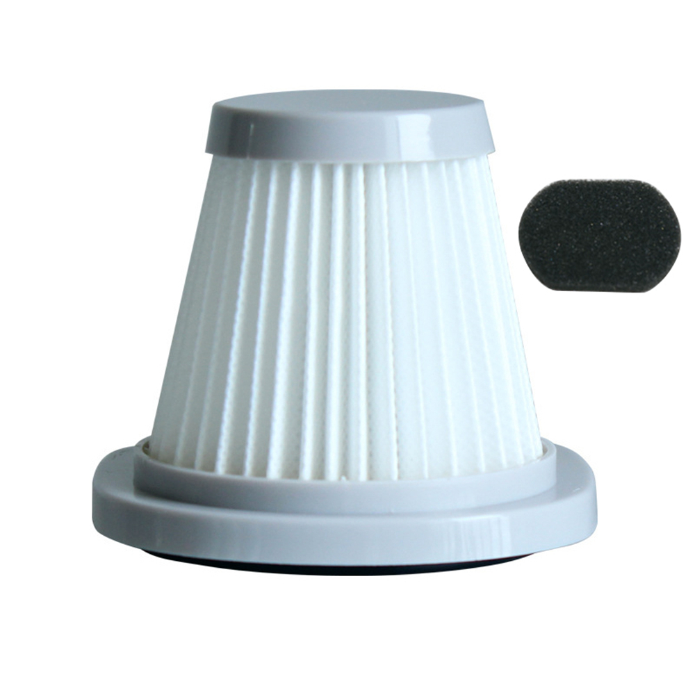 1pc Replacement HEPA Filter For Media SC861 SC861A Vacuum Cleaner Accessories Hepa Filter & 1pc Cotton Vacuum Cleaner Parts