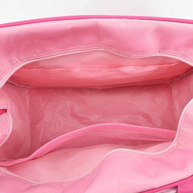 MOTOHOOD 4pcs Baby Diaper Bag Sets For Mom Maternity Baby Bag Organizer Bottle Bag + Nappy Map Cute Shoes Printing Nappy Bag (10)