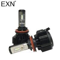 EXN LED Headlight Bulb H1 H3 H4 H7 H8 H11 9005 HB3 9006 HB4 H13 60W