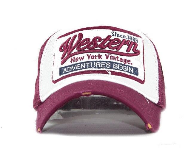 Fashion New Men's Baseball Cap Women Gorras Mesh Casual cap Summer Sun Hat wholesale 5