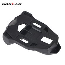 Costelo Road Pedal Cleats Carbon Ti Tianium road bicycle bike cleats pedals suit for 4 6 8 10 12 15 free shipping