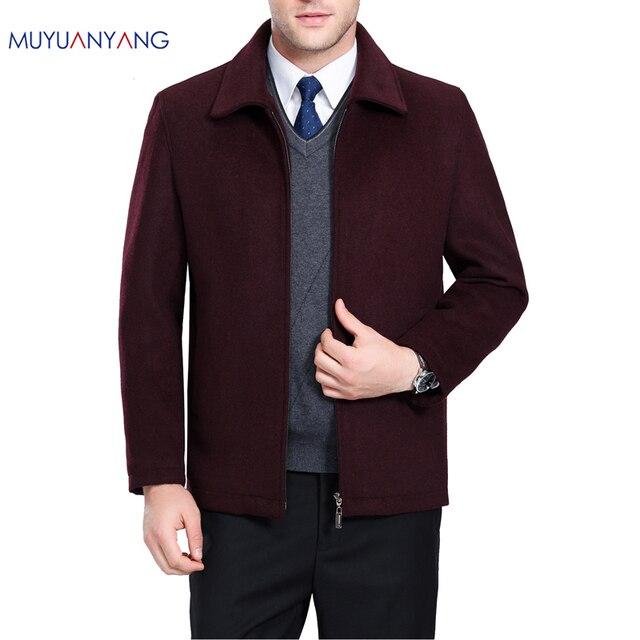 Abrigo Mu Otoño de Para Yuan Down Invierno Hombre Turn Yang Collar 4tE4w