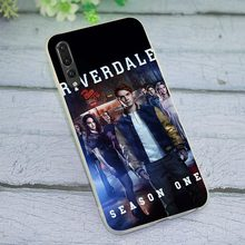 Covers Back Phone Cover for Huawei Mate 10 Lite Case P8 P9 P10 M20 Lite P20 P30 Pro P Smart Mate 20 Pro Riverdale Season(China)