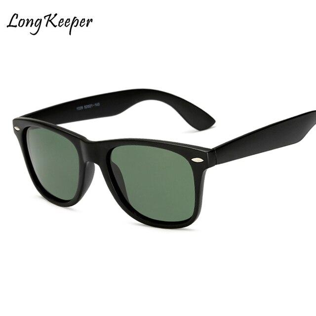 9a50eaa664 Gafas de sol polarizadas Vintage para hombre 2018, gafas de conducción  nocturna, gafas de