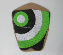 2017 EVA Surf pad tail deck for surf board kite surfboard fan-shaped surfing deck with arch