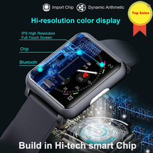 2019 dynamic Heart Rate Monitor Smart Watch ECG +PPG smart band Smartwatch Health Care Index Blood Pressure wristband