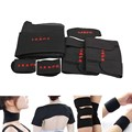 7 Self Heating Magnetic Therapy Waist Neck Shoulder Wrist Knees Protector L GUB#