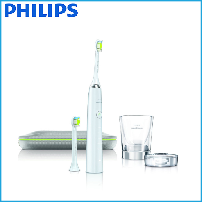 Philips DiamondClean rechargeable electric toothbrush White Edition HX9382 HX9332 Genuine tooth brush glass cup for charger hx9100 sonicare diamondclean toothbrush hx9340 hx9342 hx9313 hx9333 hx9362 hx9382 hx9302 hx9350 6530 6930