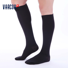 30-40 mmHg Medical Compression Socks for Mens, Running & Fitness,E