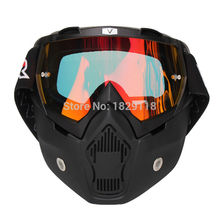 2016 New Arrival Professional Motorcycle Motocross Goggles Glasses Helmets Sport Gafas Removable Mask For Man/Women