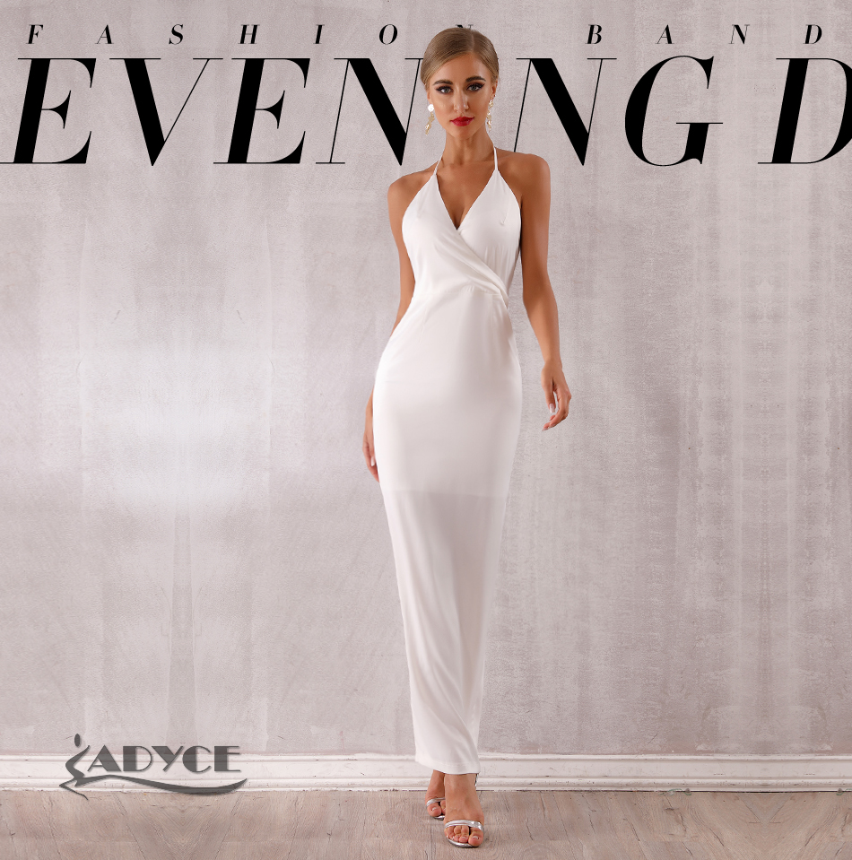 Dress 2019 White ADYCE 1