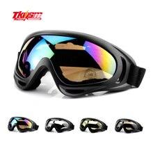 TKOSM Eyewear Snowmobile Snowboard Óculos De Esqui de Montanha Esporte de Inverno Neve Óculos Gogle