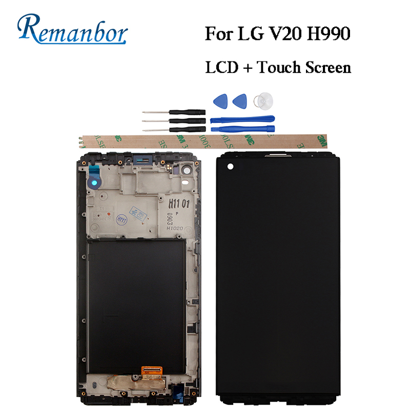 Remambor For LG V20 H990N H990DS H910 H918 H990T US996 VS995 LCD Display Touch Screen Tools