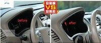Auto-accessoires Voor Nissan Teana/Altima 2013-2015 ABS Tuning Speciale Instrument Panel Decoratieve Frame 1 stks