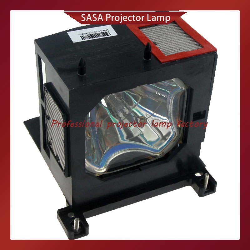 High Quality Replacement Projector Lamp with housing LMP-H200 For SONY VPL-VW40 /VPL-VW50 / VPL-VW60 Projectors-180days warranty brand new replacement lamp with housing lmp c190 for sony vpl cx61 vpl cx63 vpl cx80 projector