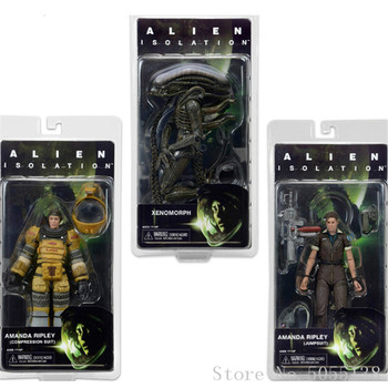 Xenomorph Contract Alien vs. Predator 6ª alineación, espaciador, modelo de figura de...
