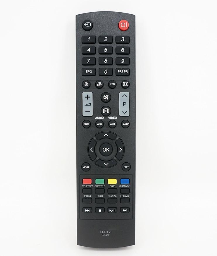 Wholesale New Original Remote Control GJ220 For SHARP LCDTV AUDIO VIDEO controller used original remote control for pioneer elite xxd3105 audio video remote control vsx917s vsx917vk vsx917 vsx917k