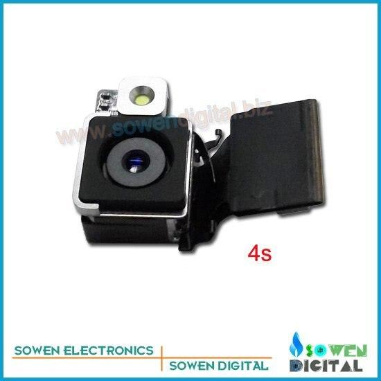 Rear camera for iphone 4s Camera module, ,100% quality guarantee