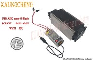 KUANGCHENG Mining Industry Ltc Miner Gridseed Blade G Blade Scrypt Litecoin ASIC Miner 5 2 6Mh