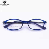 EE Boy Girl Kids Transparent Eyeglasses Frame Myopia Computer Student Eyewear Prescription Optical Safe Spectacle Frames