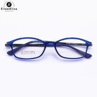 de703e922 EE Boy Girl Kids Transparent Eyeglasses Frame Myopia Computer Student  Eyewear Prescription Optical Safe Spectacle Frames. EE Da Menina do Menino  Crianças ...