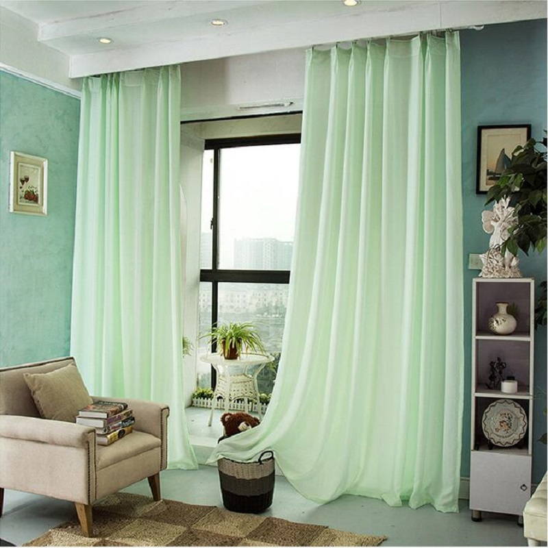 for voile curtains made kids cotton hometextile product room white cheap online embroidered living tulle ready fabric from plaid curtain sheer