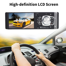 Stereo Black Video Player Car MP5 Player Support Back Up Music Vehicles Portable FM