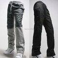 2016 Nuevo Traje de Primavera Otoño Uniéndonos Golpeó El Diseño Del Color Para Hombre Joggers Pantalones CALCA Pantalón Casual pantalon homme