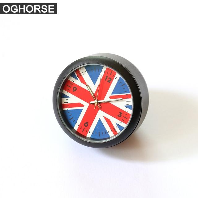 CarLab UK-Flagge Antenne Union Jack schwarz f/ür R50 R52 R53 R55 R56 R57 R58 R59