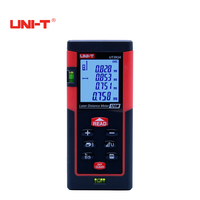 UNI T Digital Laser Distance UT393A Handheld Digital Range Finder Auto Calibration Area Volume Calculation Tool