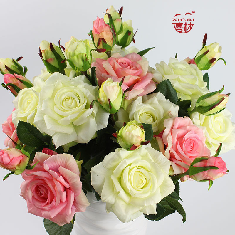 10 Or 5 Pcs Also Can Be Bought Home Wedding Decoration Flowers Two