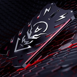 Image 4 - حالة الطاقة ل Redmi نوت 7 برغي الحال بالنسبة Redmi 7 k20 برو صدمات الحال بالنسبة ماكس 3 الثقيلة الطيران غطاء من الألومنيوم سيمون