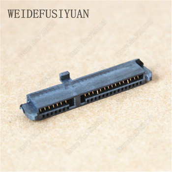 x10pcs Hard Drive HDD Jack for DELL M4600 M6400 M6500 M6600 Laptop Sata Converter Adapter Connector
