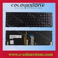 Nueva original para lenovo y500 y500n y500nt y500n-ifi y590 series la américa teclado retroiluminado portátil teclado mp-12b56laj686 25205415