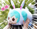 Vocaloid: Hatsune Miku Plush Doll Toy Pillow Cushion Cos Gift Christmas