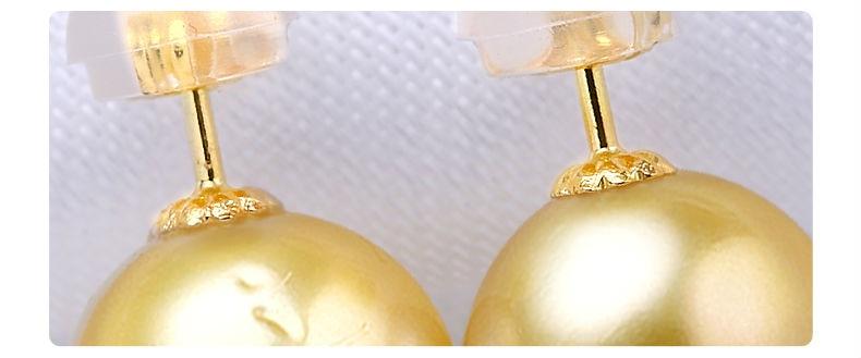gold akoya pearl earrings jewelry 99