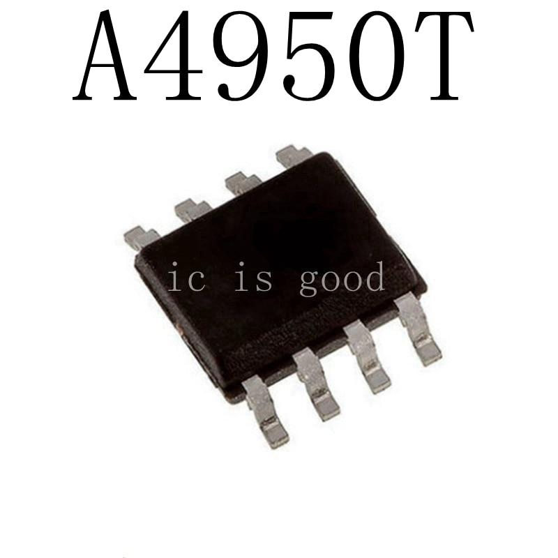 20PCS A4950ELJTR-T A4950 A4950T SOP-8