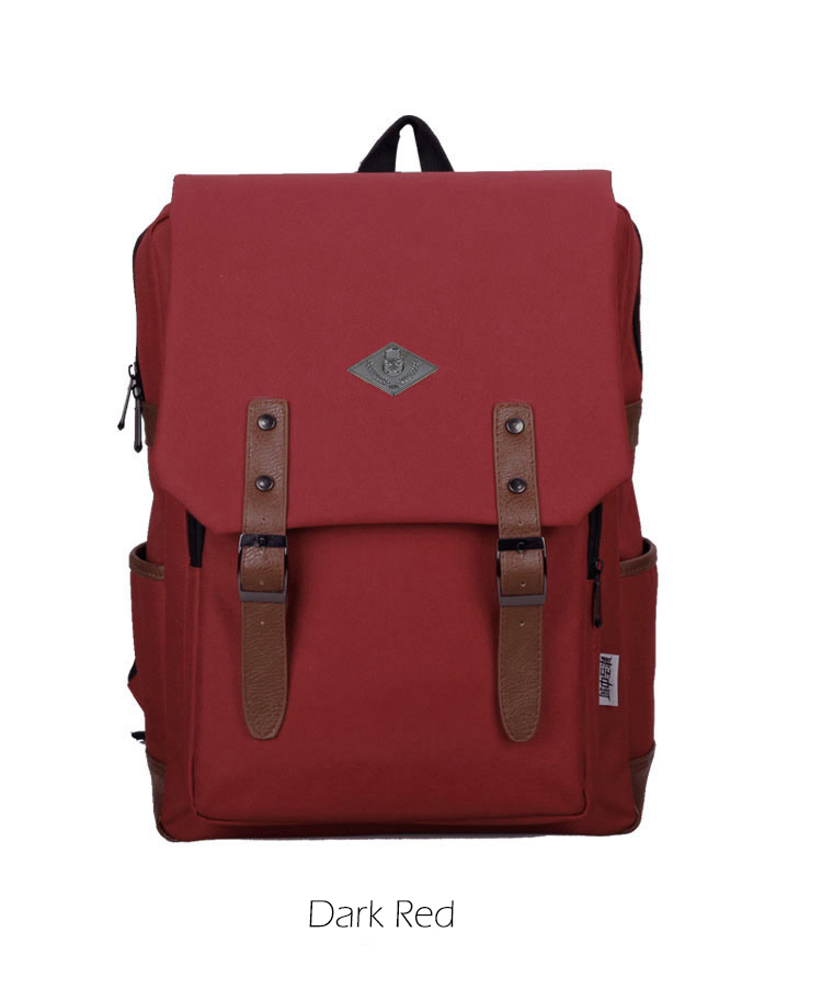 New Preppy Stylish 9 Color Strap Zipper School Bag For High Boys And S Ager Mochila An Book Bags In From Luggage