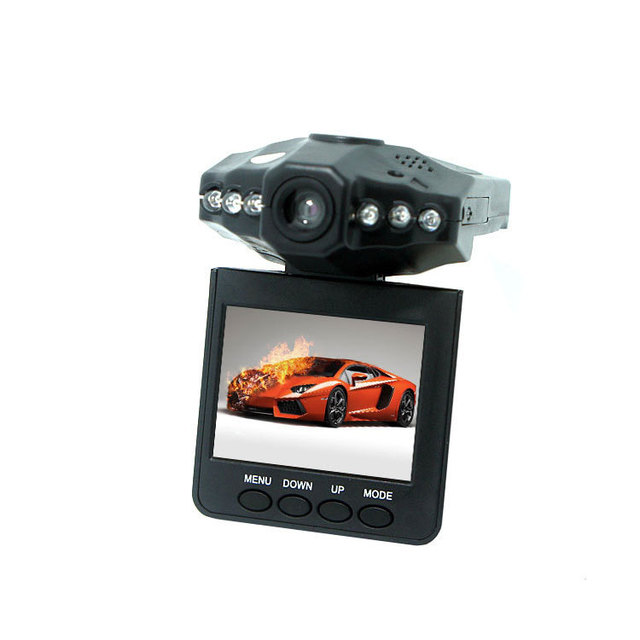 Hd 1280x720 автомобильный цифровой видеорегистратор с 2.5 ''HD дисплей и 4-кратный цифровой зум бесплатная доставка