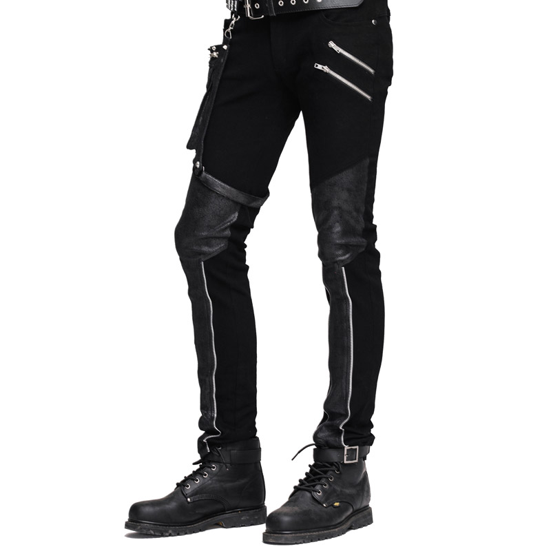 Homme Pantalon Punk N掳4Steampunk Steampunk photo Rave dCxrBoeW