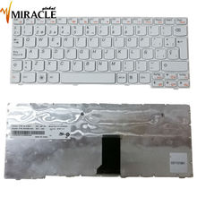 Keyboard Lenovo Ideapad E10-30 Spain for S10-3s/S10-3/S100/.. White Laptop Repair-You-Life