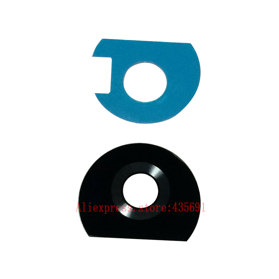 100Pcs lot Original New Back Rear Camera Lens Glass Cover with Adhesive Sticker Tape For Motorola