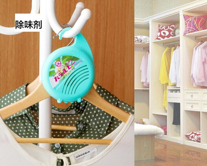 Free Shipping Can Hang Clothes Mildew Moth Pest Control Tablets Closet  Toilet Cake Solid Deodorant QJ002 In Air Fresheners From Home U0026 Garden On  ...