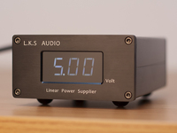 Douk Audio LPS 25 USB Hi end 25W DC5V/3.5A USB Low Noise Linear Power Supply For Audio DAC Digital Interface