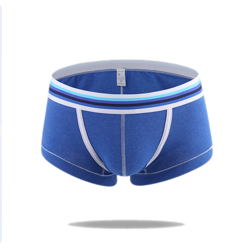 2018 Hot Sale Mens Boxer Shorts Fahsion Style Male Underwears Bright Color Good Fabric And High Process Size S M L XL XXL