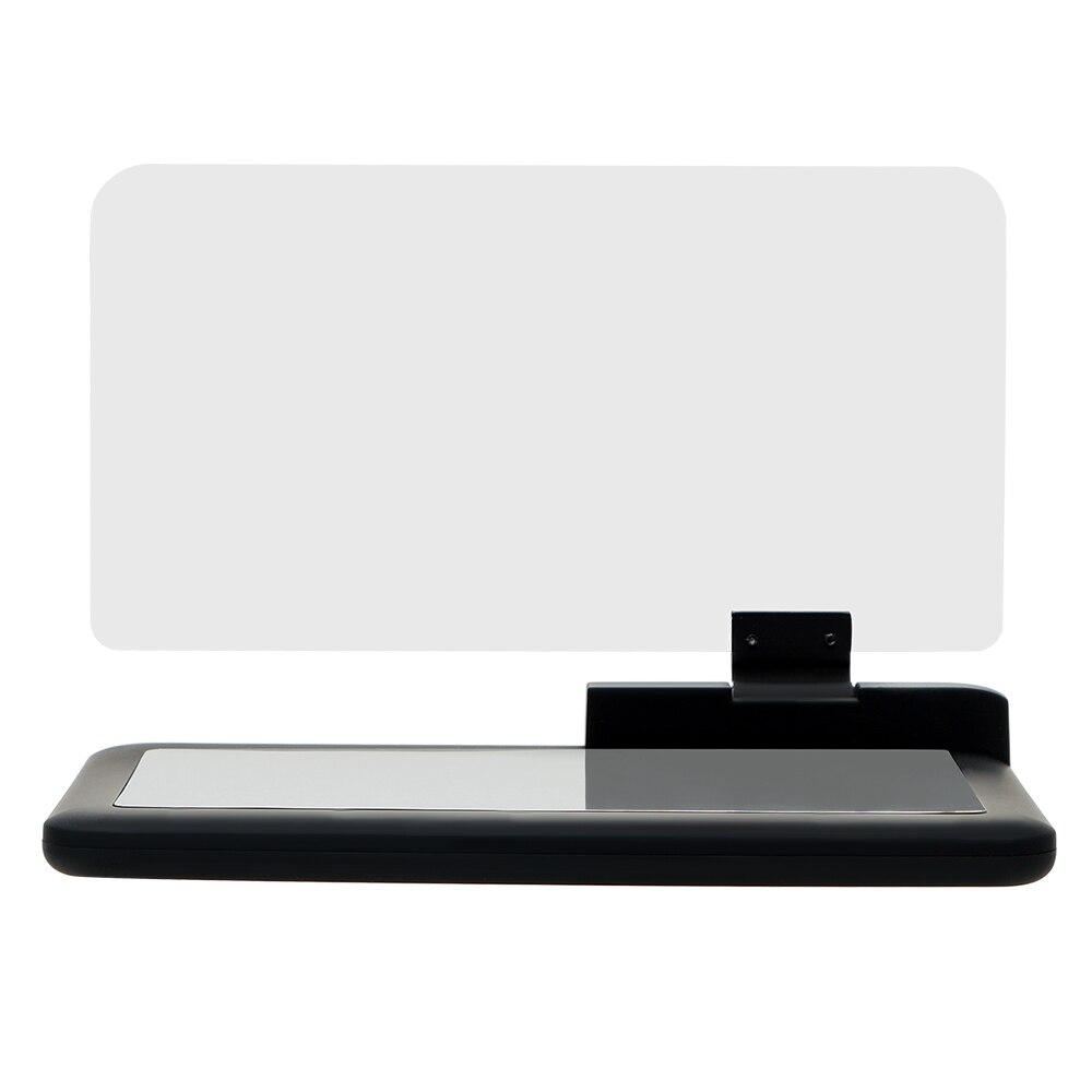 For iPhone Samsung GPS Universal Mobile <font><b>Phone</b></font> <font><b>Holder</b></font> 6 Inch Driving Safety Car <font><b>Windscreen</b></font> Projector HUD Head Up Display