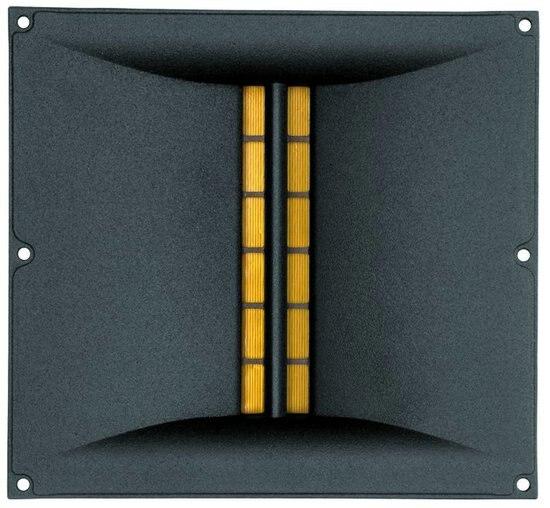 HiVi RT2H-A Planar Isodynamic Ribbon Tweeter In Black Pmax 60W rt кенгуру 2